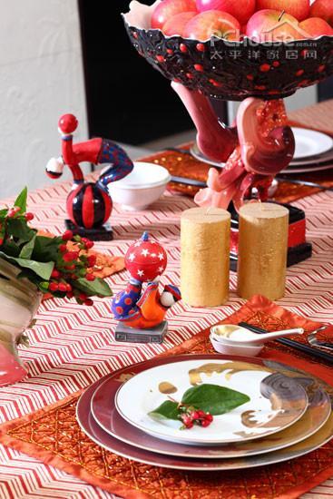 扮靓法则相聚新年情趣喜迎餐厅ruhezuo内裤亲友图片