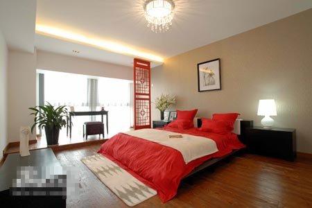 中式卧室装修欣赏 体验传统的家居时尚图片