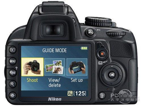 编辑点评:尼康d3100(配18-55mm镜头)套机是尼康数码单镜反高清图片