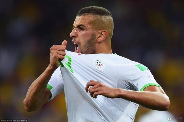 世界杯-阿尔及利亚1-1平晋级 下一轮大战德国