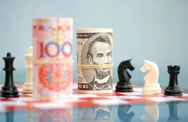 人民币对美元累计升5.4% 明年或在6.40至6.80间
