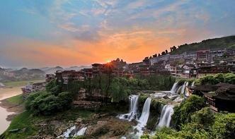 芙蓉镇・红石林度假区举办主题文化旅游周活动 居