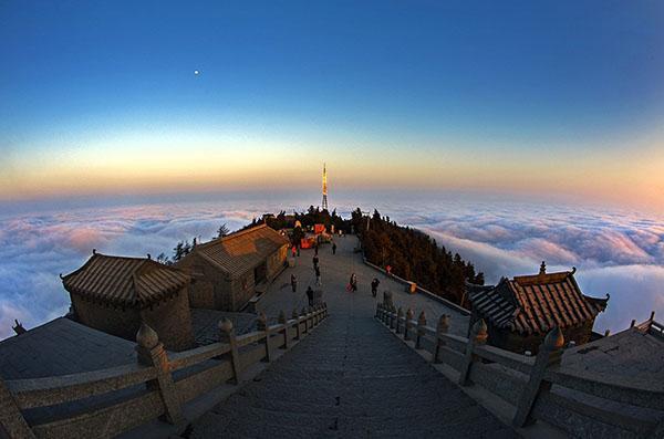 """南岳衡山""""冬日恋歌""""自驾冬游季即将开幕"""