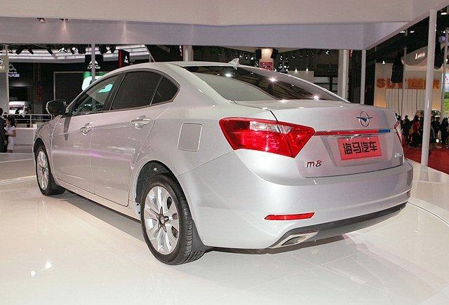 [国内车讯]海马M8将于17日上市 预售10万起