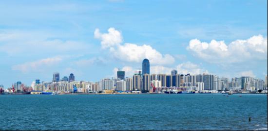 谁在真正代言,海口中心力量——城央,岛心,海甸溪的顶级居住梦想