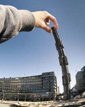 玩转整个世界的建筑