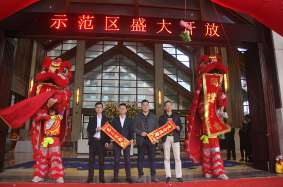 聚焦海甸岛丨碧桂园•海泉湾全新实景示范区12月12日盛耀开放