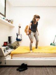 纪实摄影:女孩房间里的秘密