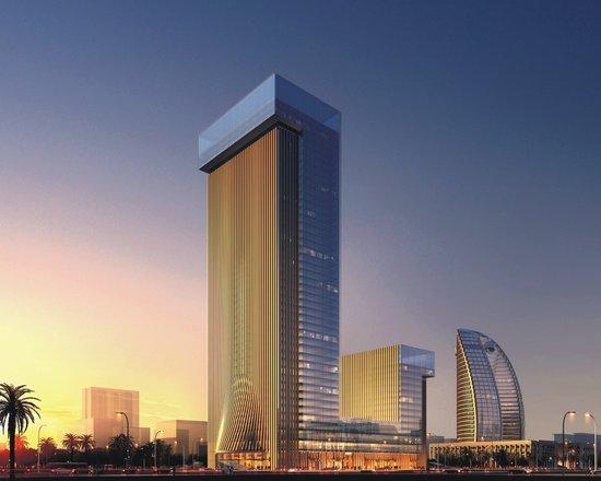 海南大厦荣获优质结构工程金奖北京企业承建