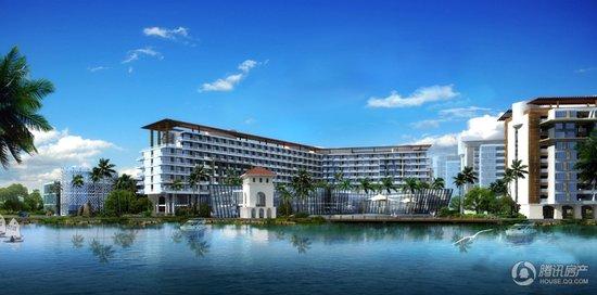 三亚瑞城假日酒店均价16800元 平 认筹即享92折图片