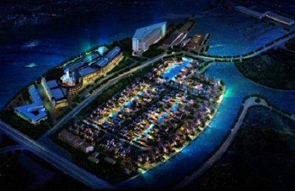 海口海南之心彼岸 尽享新埠岛规划8000元/平起