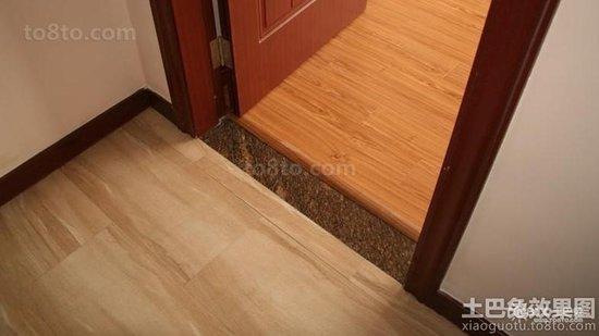 还是要和家里整体的瓷砖颜色风格进行搭配,那么过门石颜色如何选择?