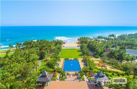 海南富力湾海景度假公寓均价28000元/㎡