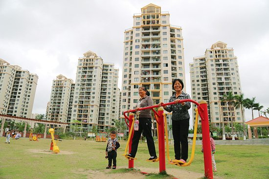 儋州完成保障房年度投资率267.5% 1至12月投入4.15亿元