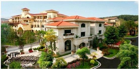 碧桂园成2012年别墅市场最大赢家图片