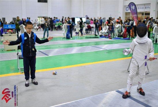 2017中国青少年击剑联赛即将在观澜湖开赛 三剑种齐发