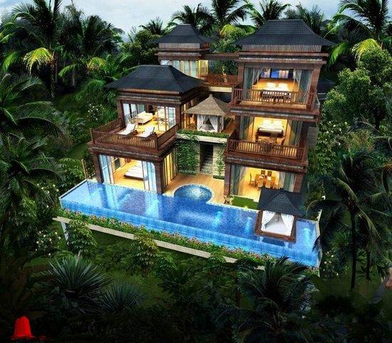 呀诺达那香山 雨林别墅一期封顶起价37000元/平图片