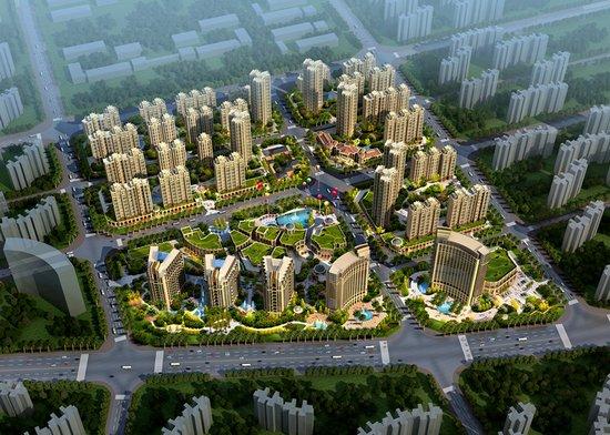 滨海新天地建筑改变城市(组图)