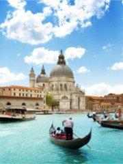 """""""漂浮水上""""的梦幻城市"""