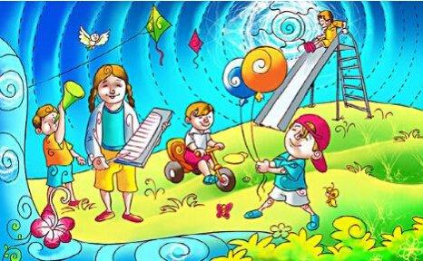 无论你喜爱童年印记节给你带来的关于儿时回忆的强烈