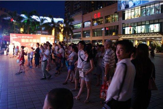 碧桂园 金沙滩一扫微时代 庆端午活动火热启幕