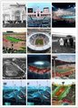 从鸟巢到伦敦碗 历届奥运主体育场一览(组图)