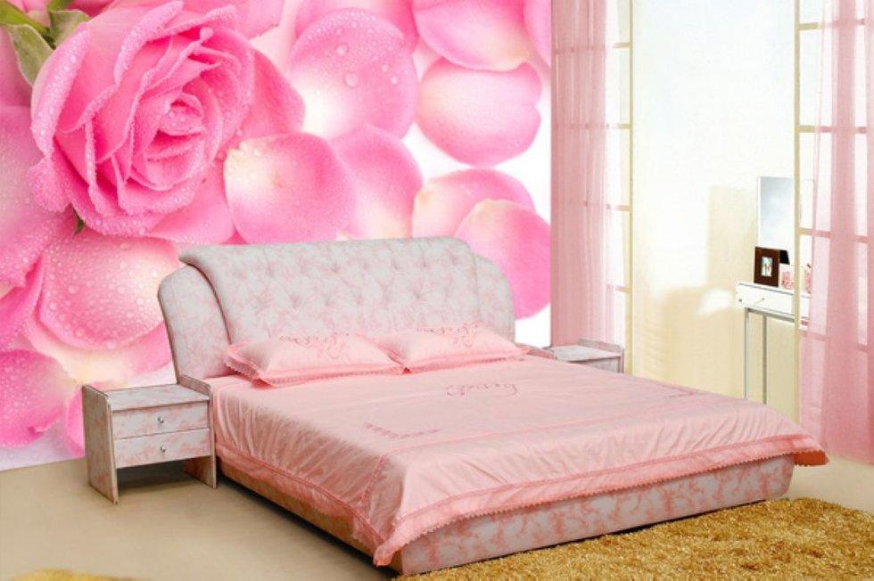 浪漫婚房温馨卧室