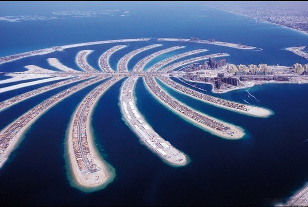 突破天际的想象力!迪拜的9大建筑奇迹