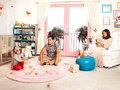 好莱坞明星时髦儿童房 窥探星宝宝的成长空间