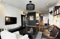 两室两厅公寓新诠释 60平米的加减生活