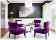 9款紫色家居饰品 独特的美丽