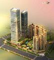 城市美林:城市中轴线之精品 独享豪华之家
