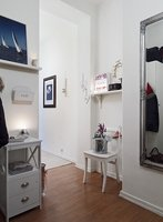 60平米清幽雅致的小资单身公寓