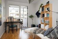 实用为主 蚌埠市96平米最佳装修的三居公寓