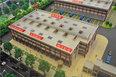 12.15宣城联邦物流大市场展示中心盛大开放