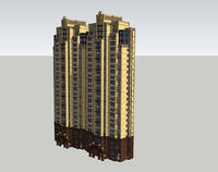 ART DECO建筑风情楼盘解析 宣城也有哦