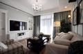 典雅美式风两居室 朴实大气的住宅设计