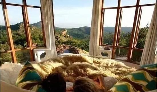 创意君就这样,我们将美景睡了