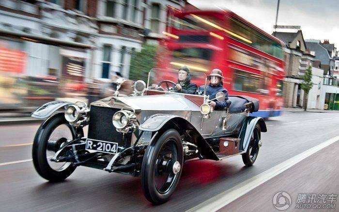 英国媒体评出史上最靓丽十大经典敞篷轿车