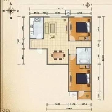 住宅最佳平面图