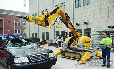 陈光标,花500万买车送人,自己的座驾是什么呢?