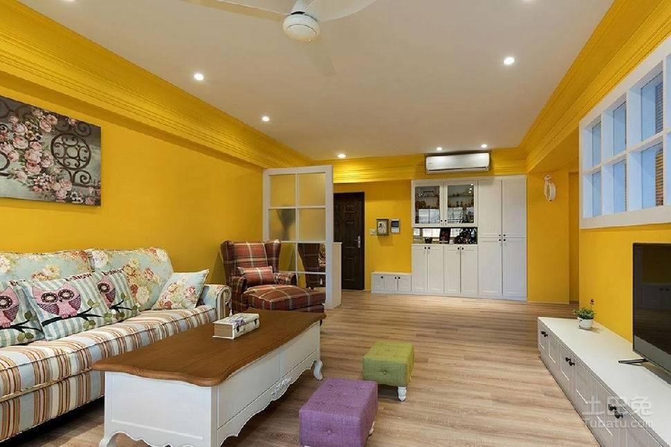 高清:把花园搬进客厅 内置阳台风景点亮空间