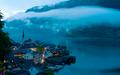 世界上最美的仙境小镇 每一处都像童话世界