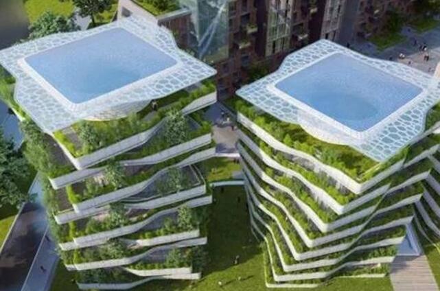 未来城市住房什么样?