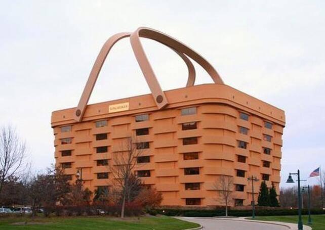 这些脑洞奇葩的建筑!