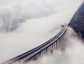 """世界公认科技含量最高的公路,""""雅西高速"""""""