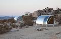 美艺术家打造度假营地带游客体验火星生活