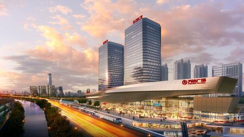 北京通州万达广场 缔造首都副中心商业旗舰