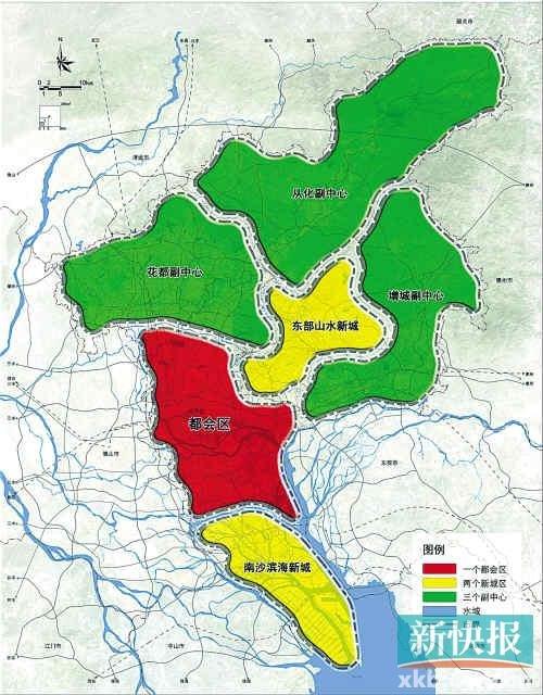 广州中心城区严控低效用地 南沙将建优质生活圈