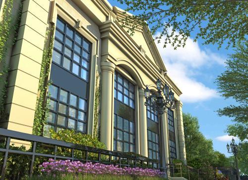 恒大书院生态企业独栋 国奥中心公园式办公